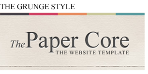 The PaperCore - Elegant WordPress Theme